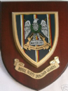 Royal Scots Dragoon Guards Regimental military Wall Plaque